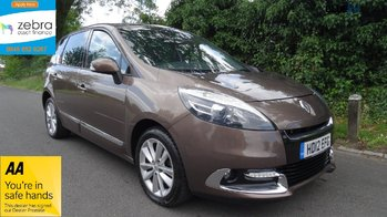 RENAULT SCENIC dCi 110 EDC Auto Dynamique TomTom Luxe Pack