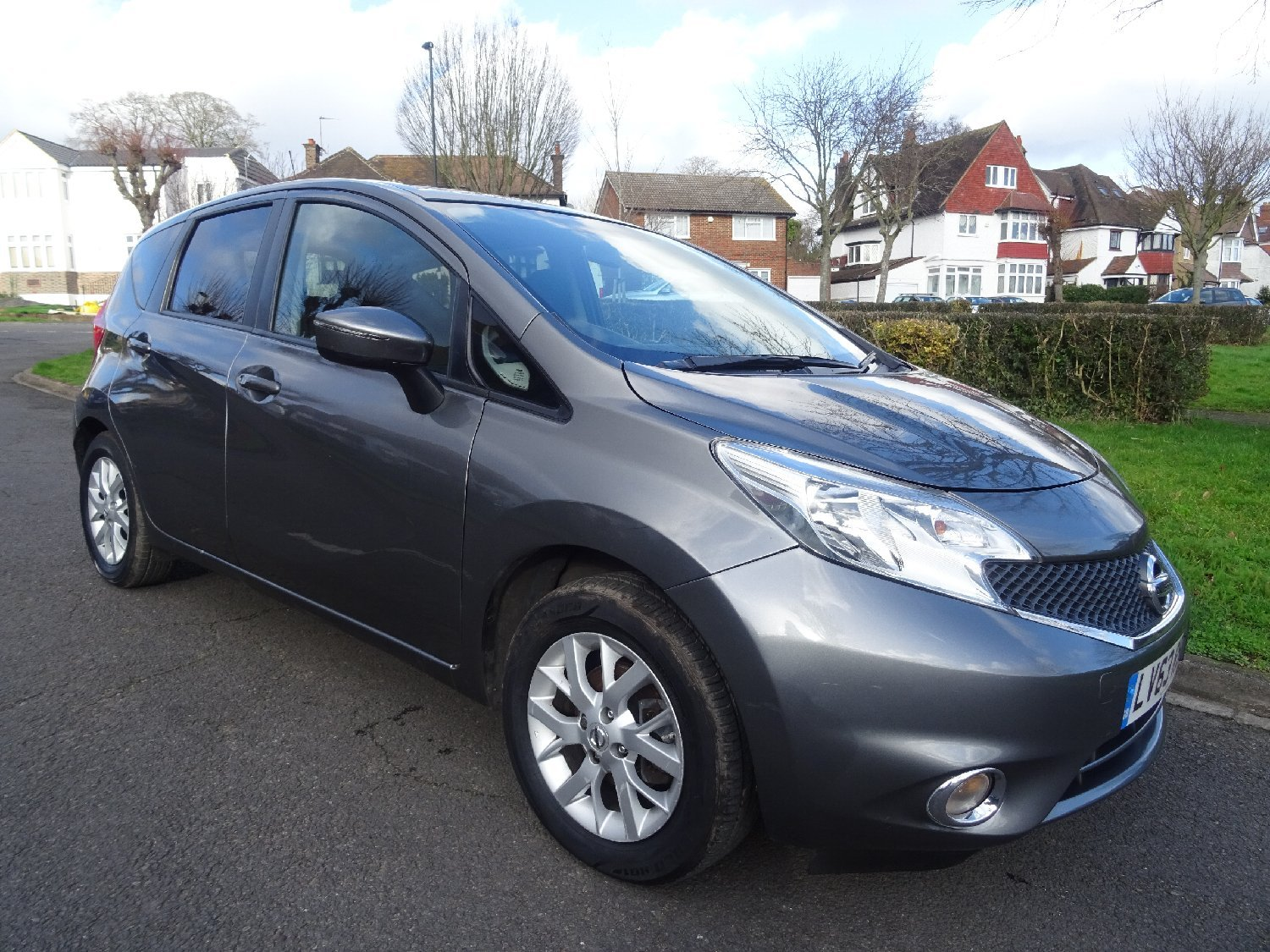2013 Nissan Note 1.2 Acenta (80ps) (63 reg)