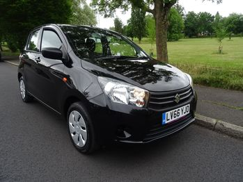 SUZUKI CELERIO  SZ2 - FINANCE + 12 MONTHS WARRANTY - 2 KEYS