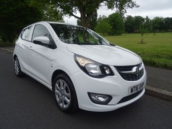 VAUXHALL VIVA  SE - 12 MONTHS WARRANTY + NEW SEVICE