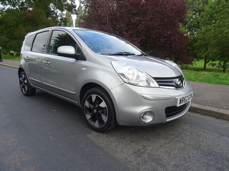 NISSAN NOTE N-TEC PLUS - FINANCE + SERVICE HISTORY + HPI CLEAR